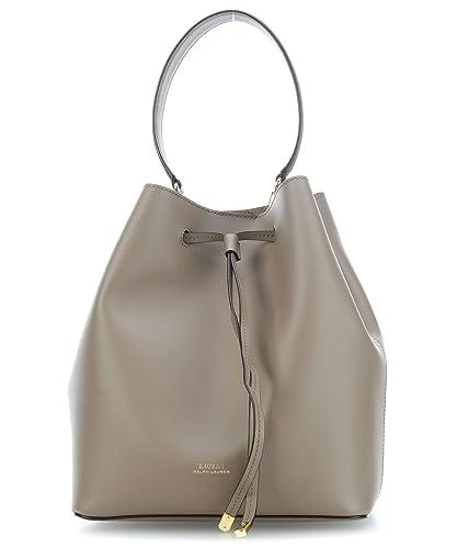 d2c9084bfe250 Ralph Lauren DEBBY-DRAWSTRING-MEDIUM  Amazon.de  Schuhe   Handtaschen