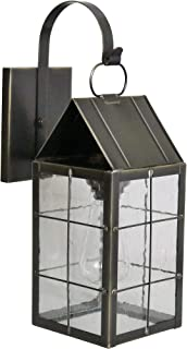 product image for Brass Traditions 321-P SHBZ Medium Wall Lantern 300 Series Profile Bracket, Bronze Finish 300 Series Profile Bracket Wall Lantern