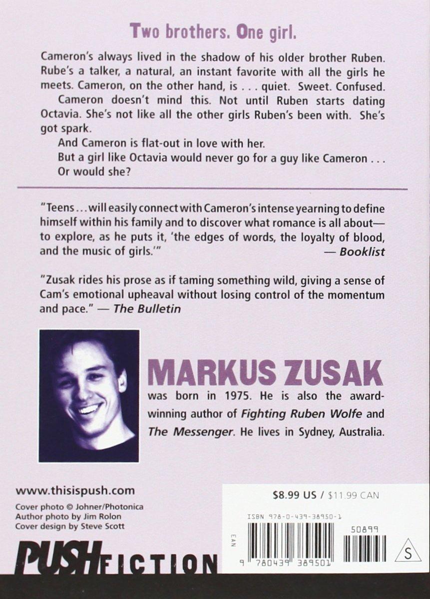 Girl getting markus zusak pdf the