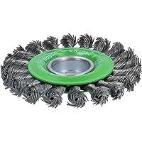 Bosch Professional Schijfborstel Gevlochten Draad Heavy (Voor Inox, X-Lock, Roestvrij, Ø 115 Mm, Draaddikte 0,5 Mm)