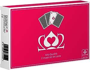 Cartamundi Cartas Poker 202 Ramo de Juego de Cartas, Juegos de Mesa, Estuche Doble: Amazon.es: Juguetes y juegos