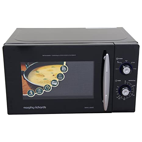 e18910a33 Morphy Richards 20 L Solo Microwave Oven (20 MS