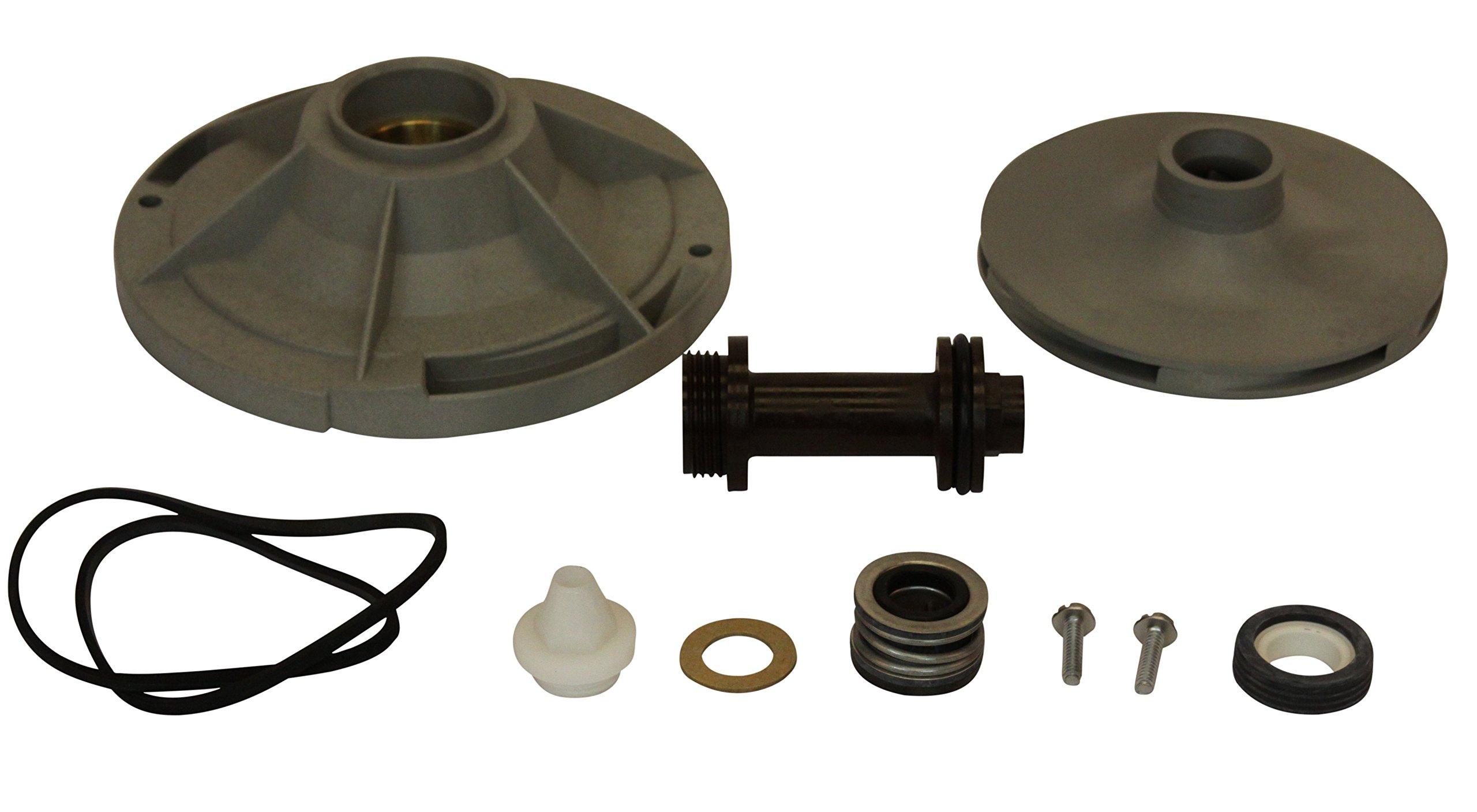 Wayne 64044-WYN1 SWS75 Replacement Parts Kit, Black by Wayne