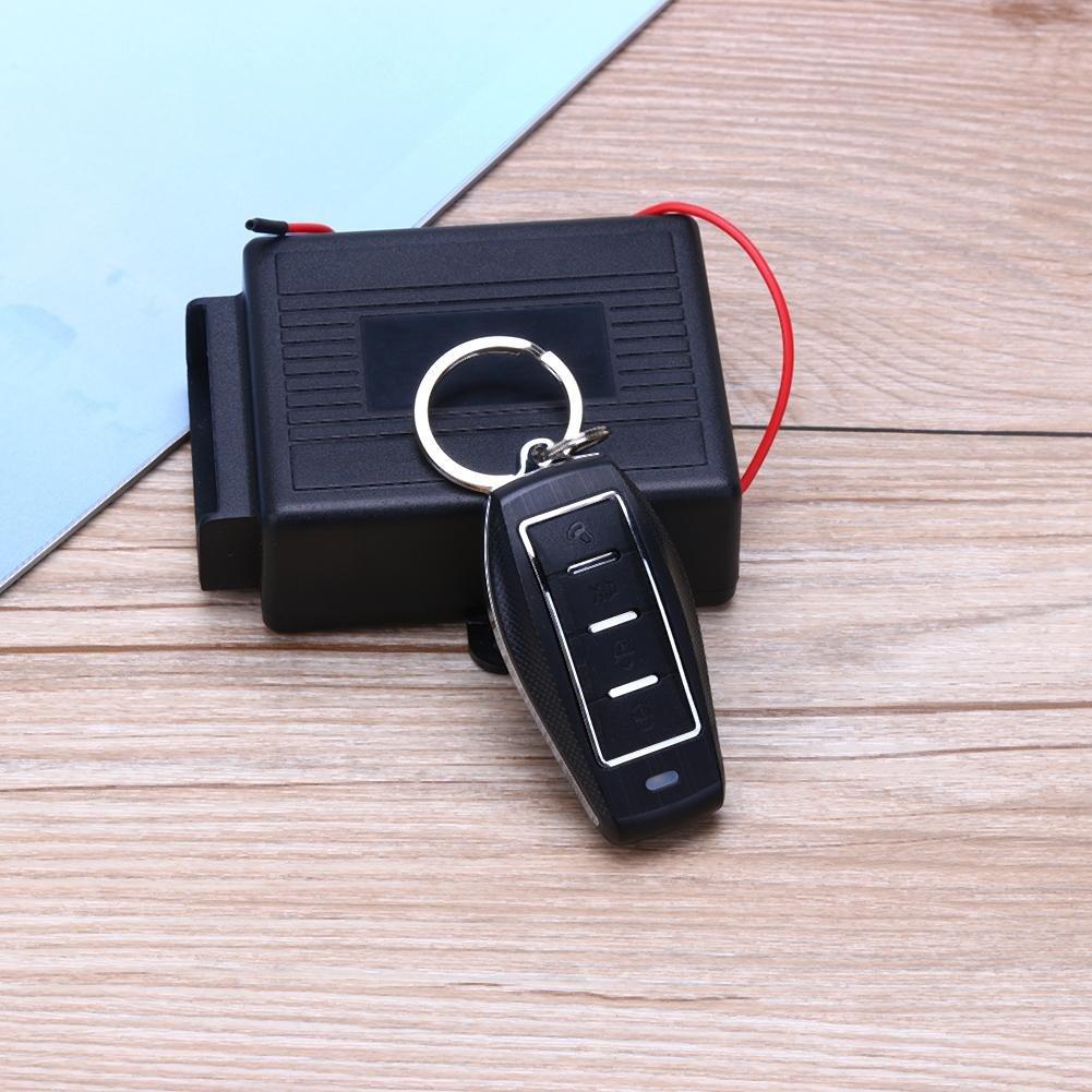Verrouillage Kit Porte Serrure vanpower Nouvelle serrure de porte de voiture sans cl/é syst/ème dentr/ée auto t/él/écommande Kit central