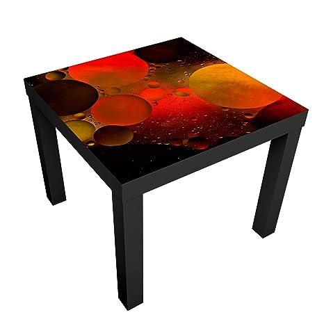 Bilderwelten Mesa de diseño - Astronomic - 55x55x45cm, Mesa ...