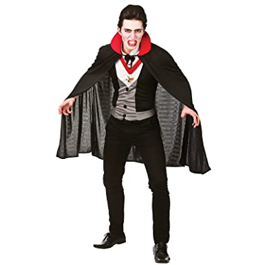 5be30ad05ce Bloodthirsty Vampire - Adult Costume Man: L (Chest: 44