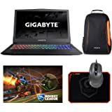 "Gigabyte Sabre 15G-KB3 (i7-7700HQ, 16GB RAM, 256GB SATA SSD + 1TB HDD, NVIDIA GTX 1050 2GB, 15.6"" Full HD, Windows 10) Gaming Notebook"