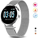 Amazon.com: Willful Smart Watch Fitness Tracker Watch with ...