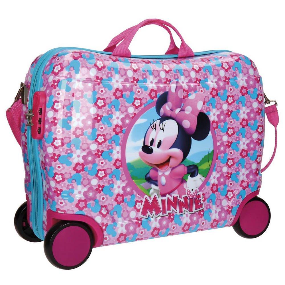Disney Minnie Pink Kindergepäck, 50 cm, 34 liters, Rosa