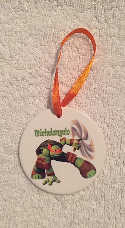 Teenage Mutant Ninja Turtle ~ Michelangelo ~ ~ Naranja ...