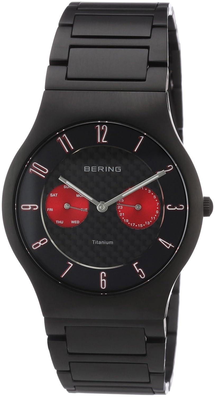 Bering Time 11939 – 729メンズチタンチタンコレクション腕時計ストラップand Scratch Resistentサファイアクリスタル。デンマークの設計 B005OVT0RO