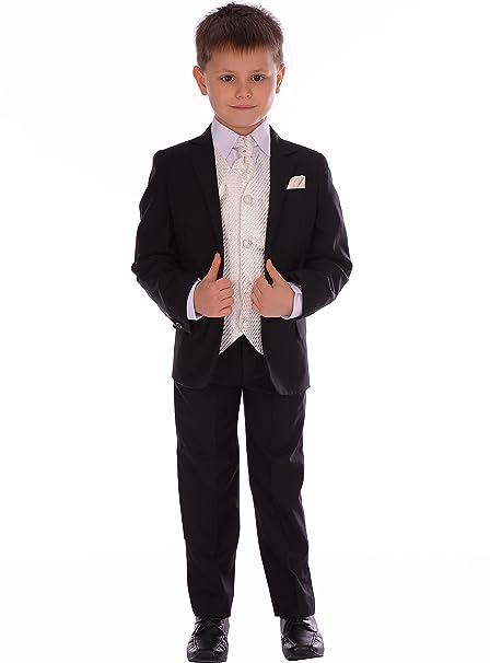 Page Boy Suits Black Trousers Boys Wedding Suits Boys Waistcoat Suit