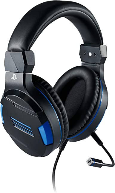 Auriculares Gaming Stereo Sony Oficial PS4 Bigben Interactive ...