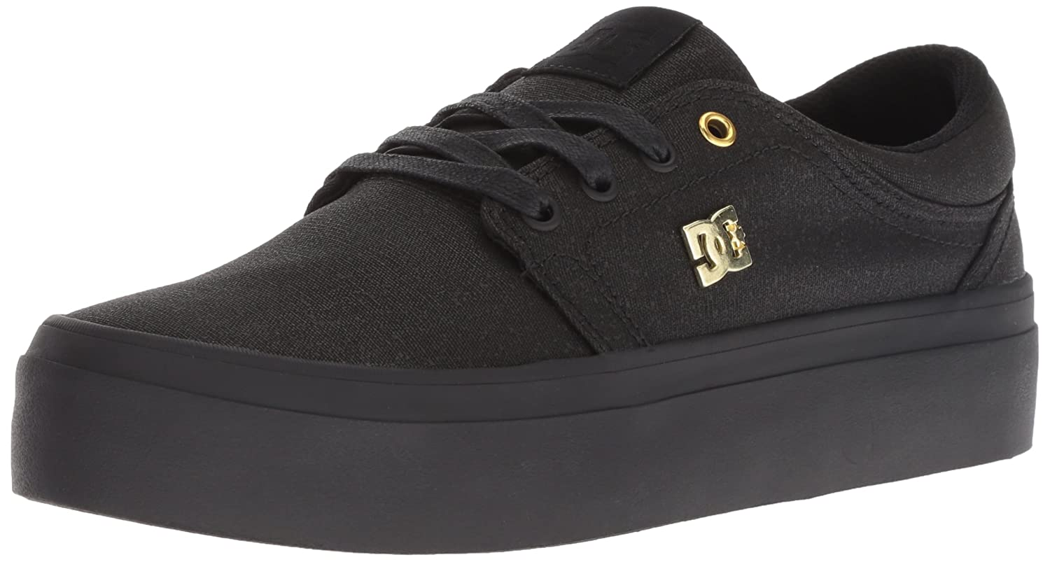 DC - Chaussures - Chaussures Basses Trasepltfrm TXS pour Femme ADJS300196