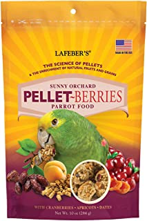 product image for LAFEBER'S Pellet-Berries Pet Bird Food, Made with Non-GMO and Human-Grade Ingredients