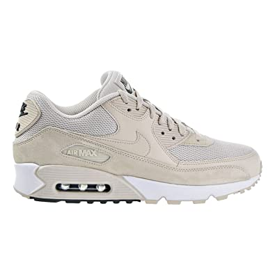 official photos 60707 a9ff2 Nike Herren Air Max 90 Essential Beige LederSynthetik Sneaker 41