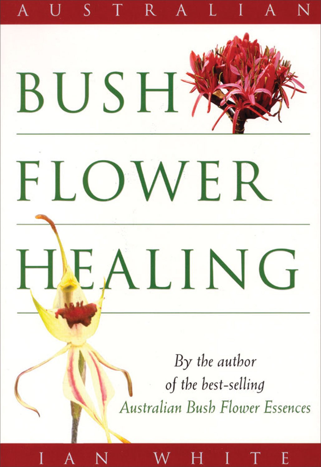 Australian Bush Flower Healing Ian White 9780733800535 Amazon