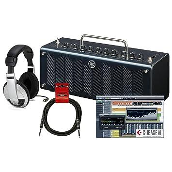 Yamaha thr10 C Classic 10 Watt (5 W + 5 W) amplificador estéreo cabeza