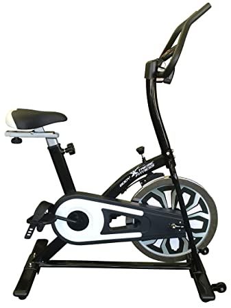 Body Xtreme Fitness Urban Exercise Bike, Perfect For Home Or Office!  Fitness Workout Equipment