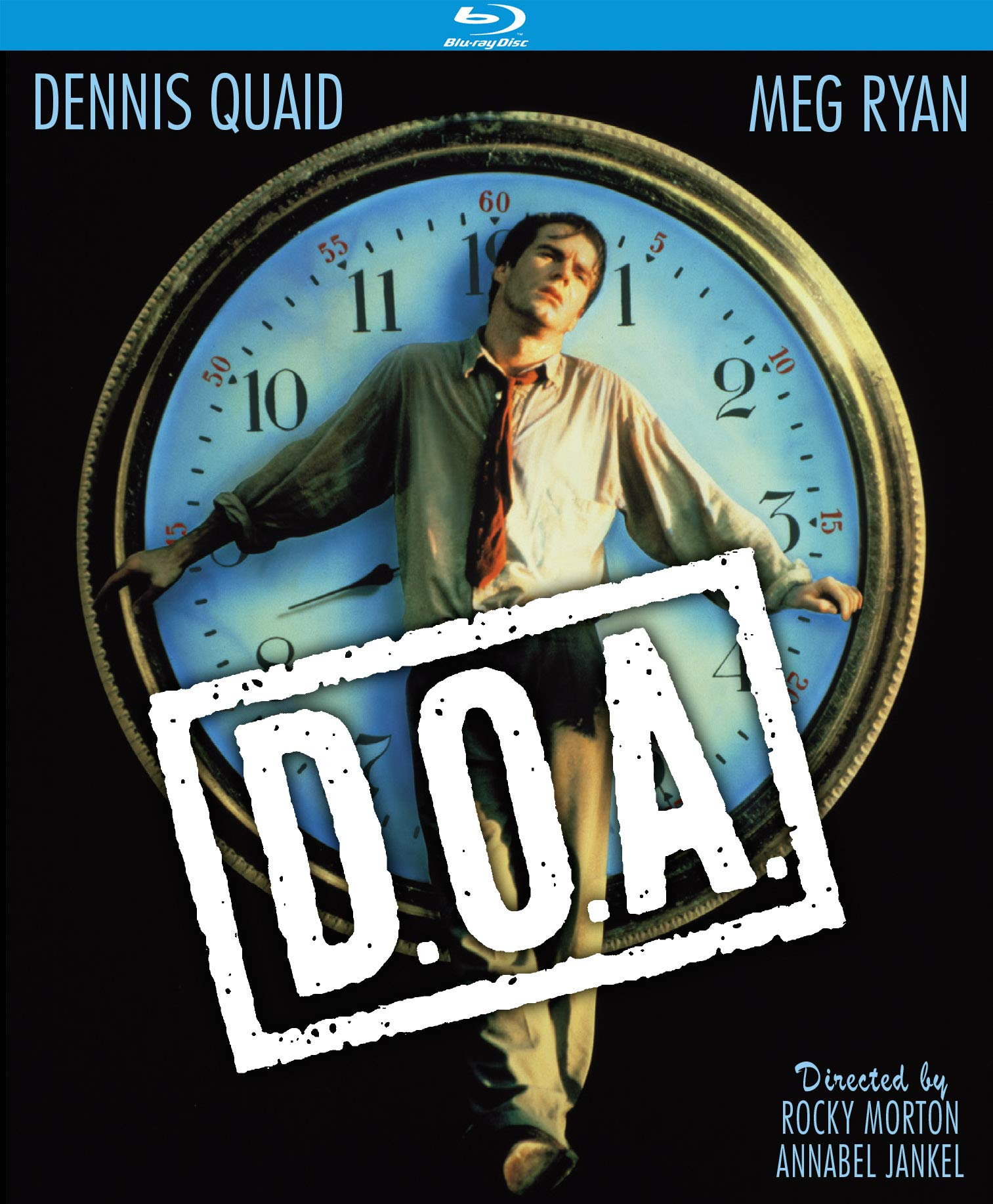Blu-ray : D.o.a. (Special Edition)