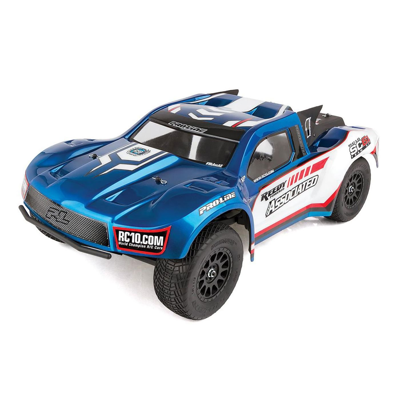 Team Associated 70007 RC10Sc6.1 Team Edition Off Road 1//10 Short Course Truck Kit