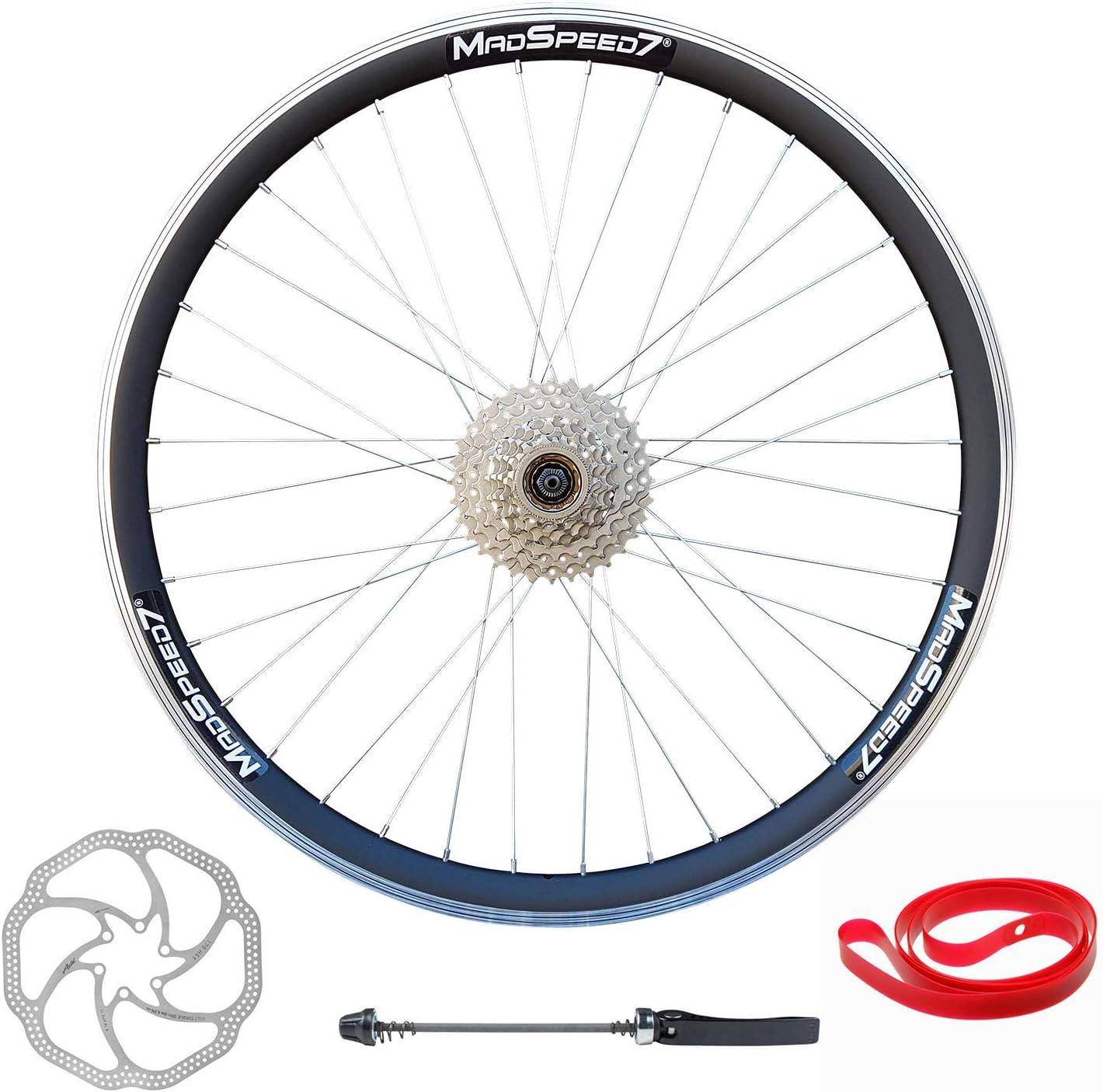 "Mountain Bike Disc Brakes Shimano 8 9 10 Speed Wheelset 29/"""