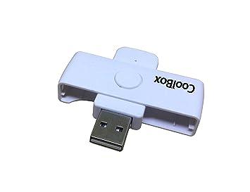 CoolBox pendrive lector DNIe Pocket - Lector de DNI ...