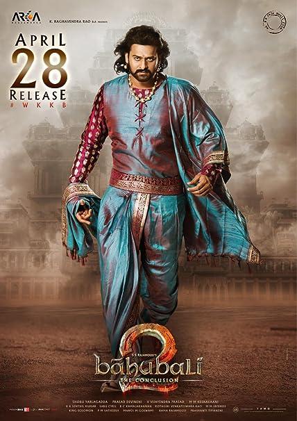 Prabhas Baahubali Movie Wallpapers Ultra Hd On Canvas Print 24x36