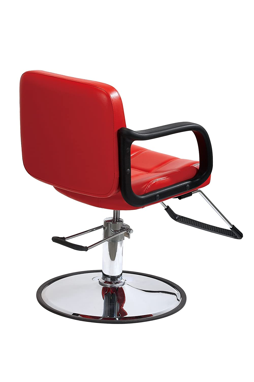 Amazon.com: Hydraulic Barber Chair Styling Salon Beauty Equipment J: Beauty