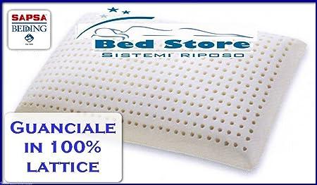 Pirelli Cuscini Lattice.Offerta Cuscino Guanciale In Lattice 100 H15cm Sapsa Bedding Ex