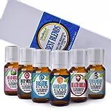 Healing Solutions Best Blends (Set of 6)