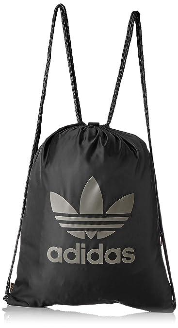adidas Unisex Gymsack Trefoil Backpack