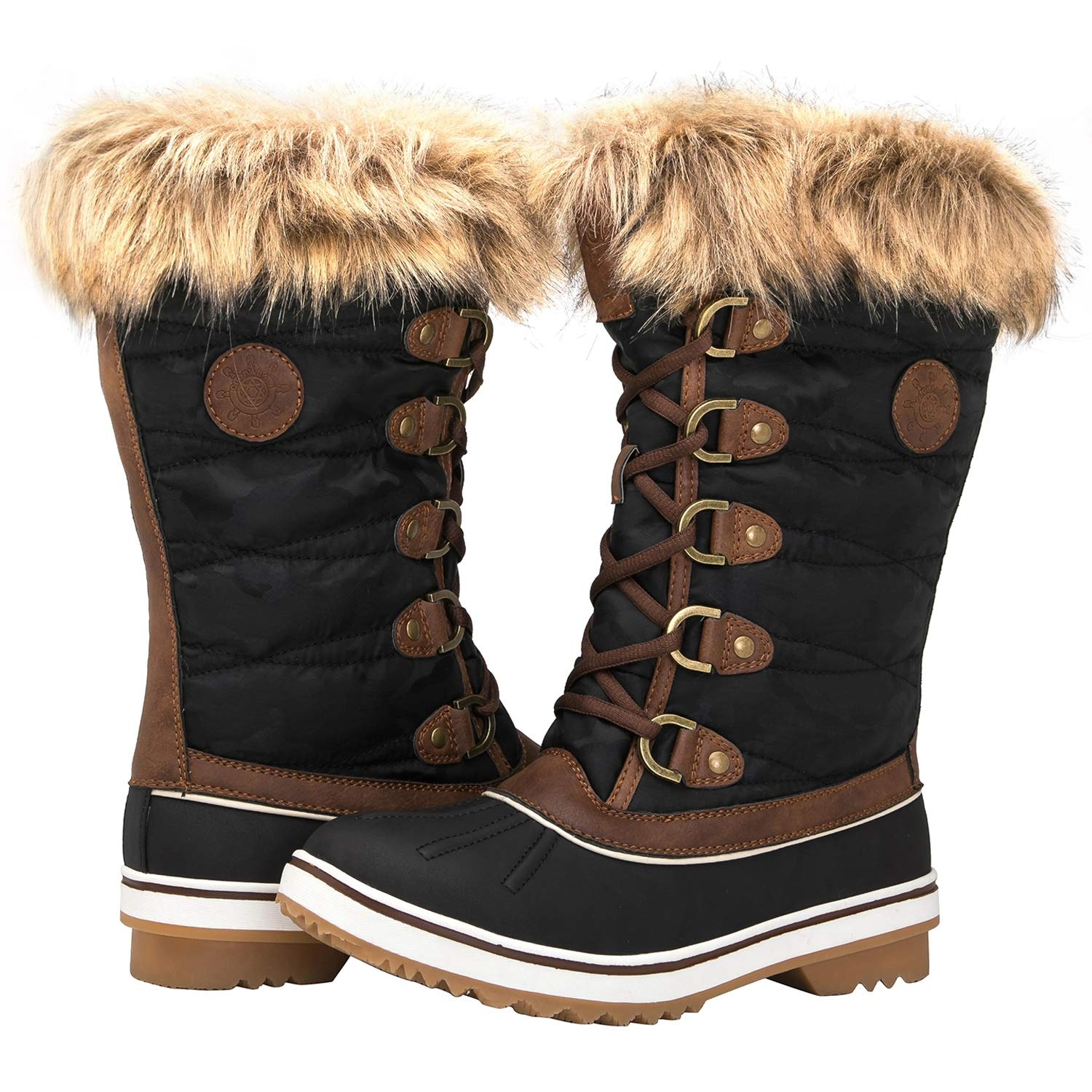 2d18bcb507d Best Rated in Women's Snow Boots & Helpful Customer Reviews - Amazon.com