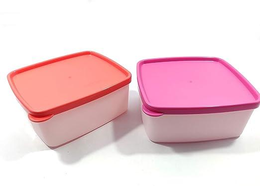 Tupperware Cool N Fresh - Recipiente de plástico para frigorífico ...
