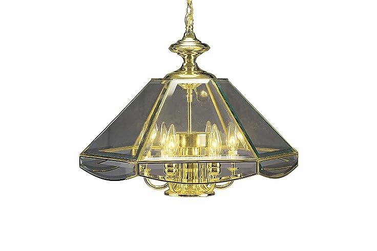 Volume lighting v5026 2 chandelier polish brass finish amazon volume lighting v5026 2 chandelier polish brass finish aloadofball Image collections