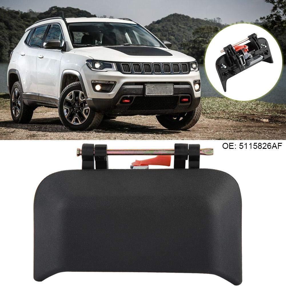 Car Rear Right Exterior Door Handle 5115826AF for Jeep Compass 2007-2016 Rear Right Door Handle