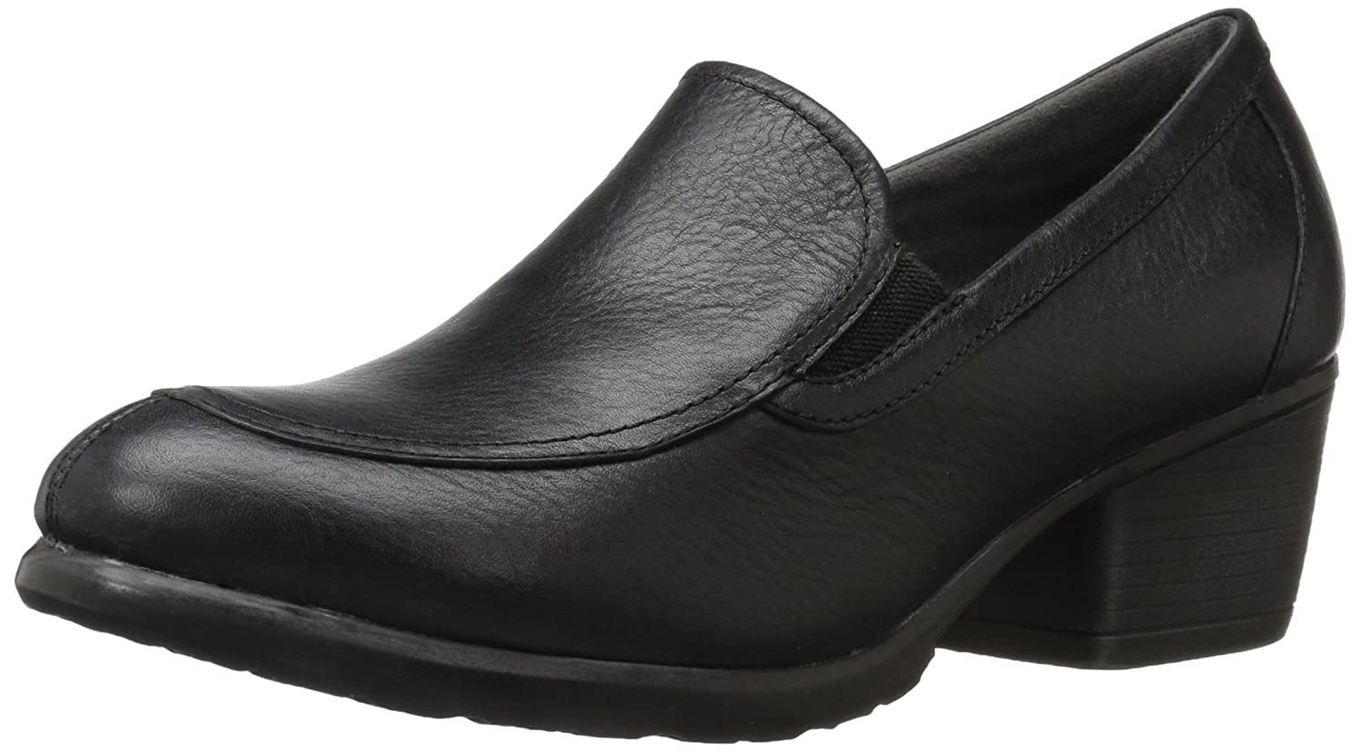 Eastland Women's Tonie Twin Gore Slip On B01NAQ9KGB 9.5 B(M) US|Black