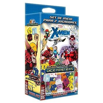 Devir - Dice Master Uncanny X-Men, Juego de Dados (Wizkids 721032)