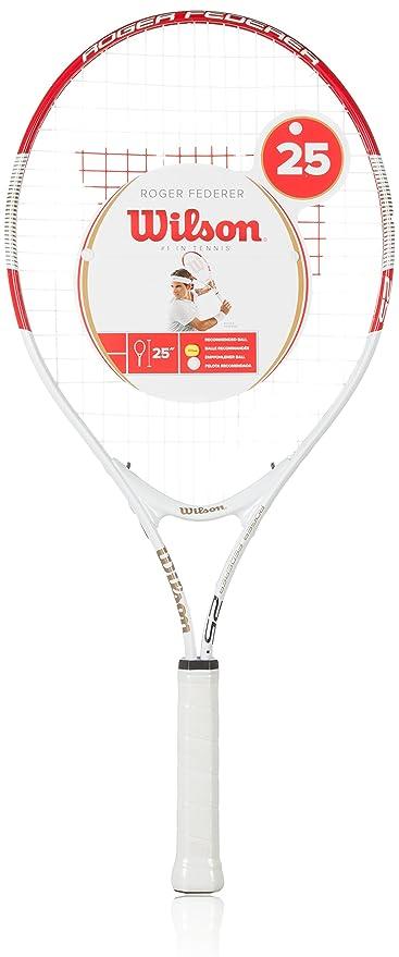 Amazon.com: Wilson Roger Federer 25 Starter Set: Sports ...