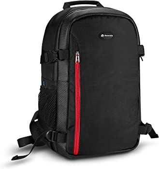 Powerextra Multi-function Large DSLR Camera Backpack