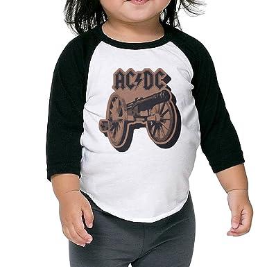 1ea15408bfa Amazon.com  FReegg Unisex Kids Music AC DC Chunky Magnet 3 4 Sleeve ...