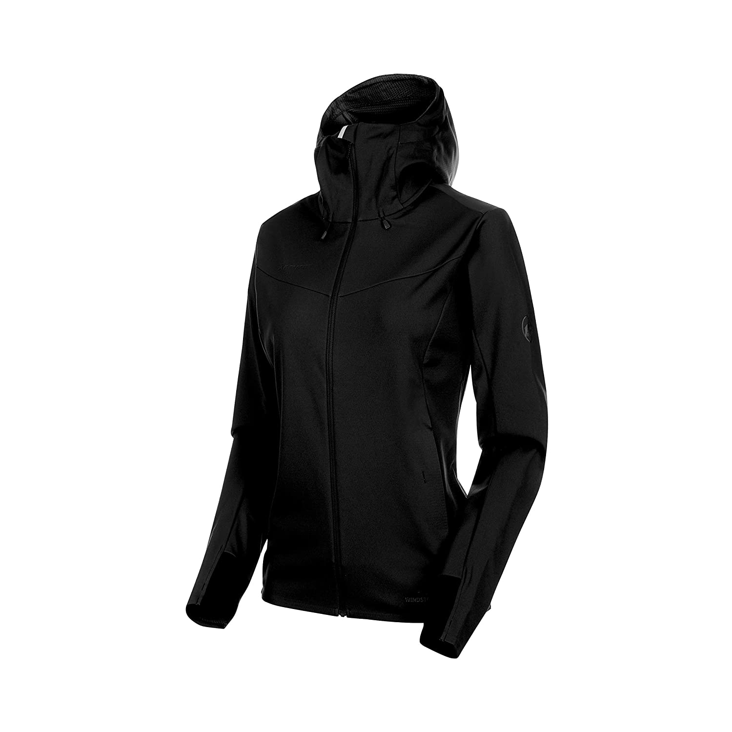 Mammut Damen Ultimat V Hooded Softshell-Jacke mit Kapuze