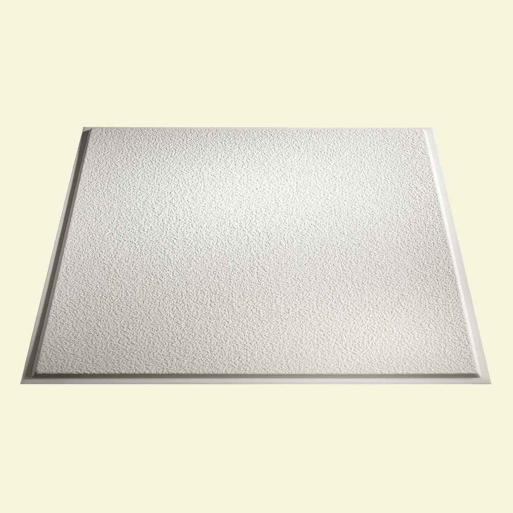 Amazon genesis stucco pro revealed edge white 2x2 ceiling amazon genesis stucco pro revealed edge white 2x2 ceiling tiles 3 mm thick carton of 12 these 2x2 drop ceiling tiles are water proof fast and dailygadgetfo Choice Image