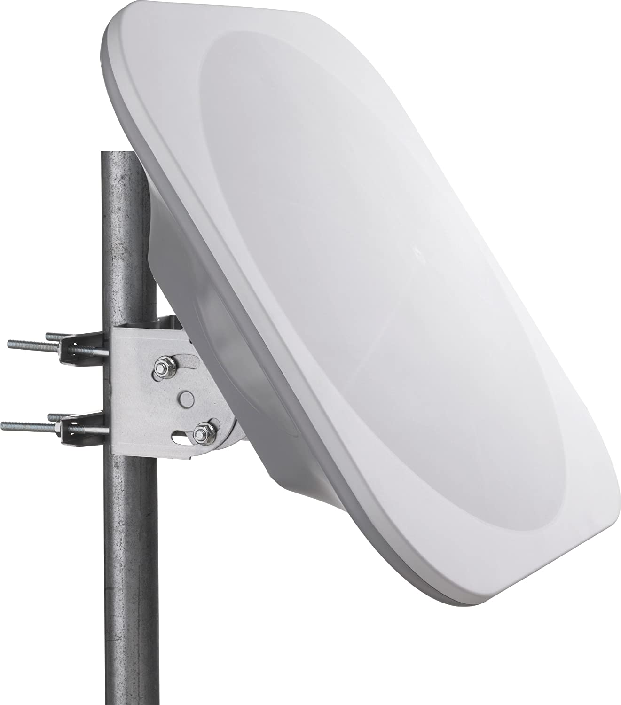 Micro Flat 440 - Antena plana con doble LNB integrado, color ...