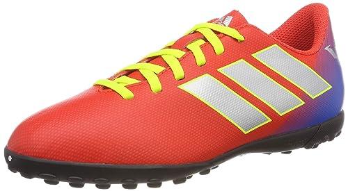 Buy Adidas Boy's Nemeziz Messi 18.4 TF J ActredSilver