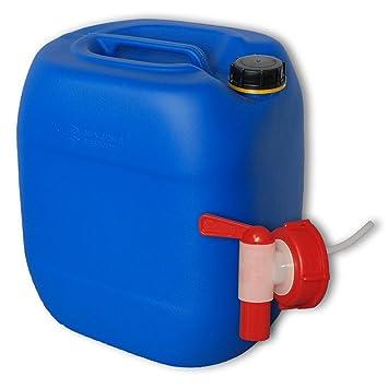 30l kanister blau