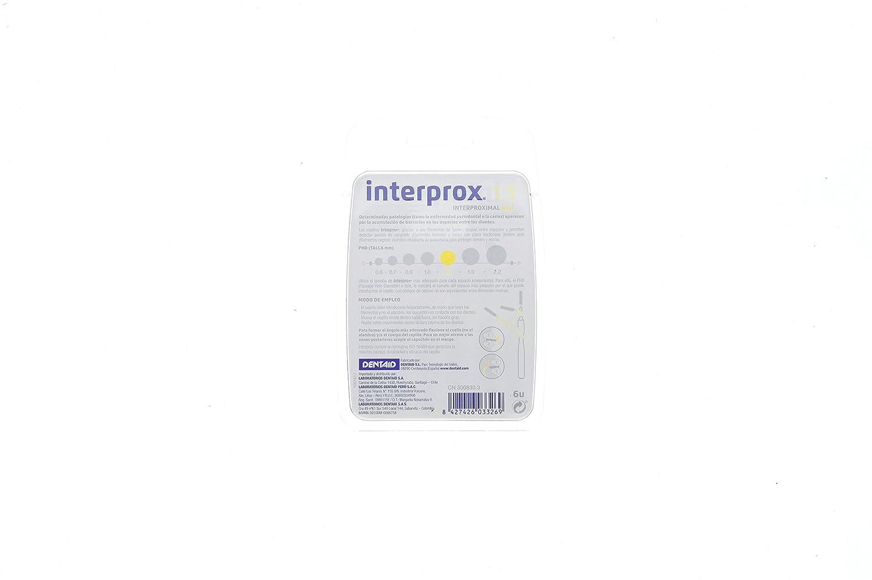 Amazon.com: Interprox 1.1 Interproximal Mini 6 Units: Health & Personal Care