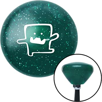 American Shifter 262326 Green Flame Metal Flake Shift Knob with M16 x 1.5 Insert Green I 3 Toyota