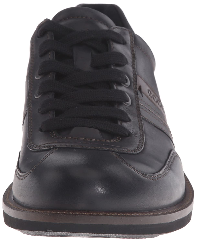 82eca70620 Ecco Men's Fenn Tie, Black, 40 EU/6-6.5 M US: Amazon.ca: Shoes & Handbags