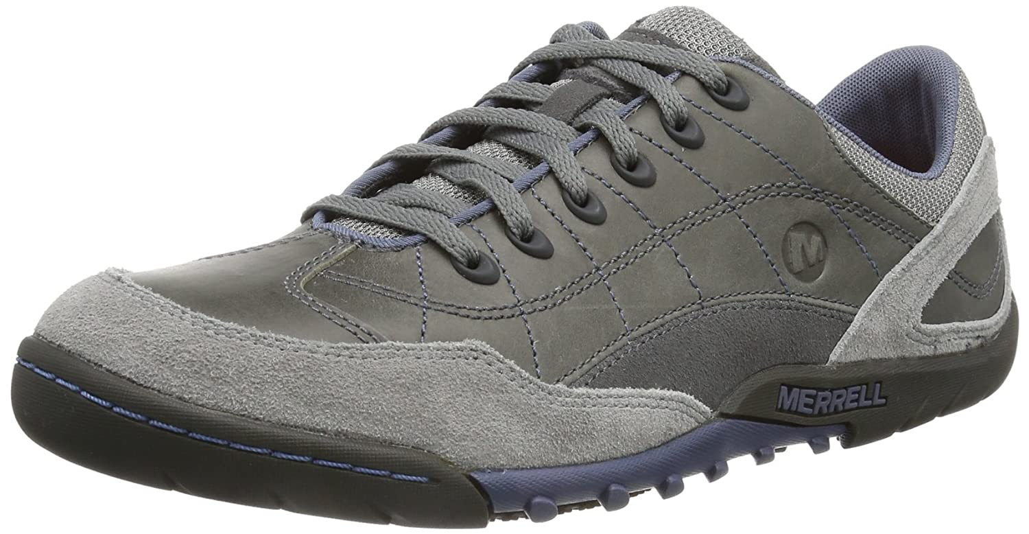 70b55acaf2 Amazon.com | Merrell Men's Sector Pike Leather Shoe | Fashion Sneakers